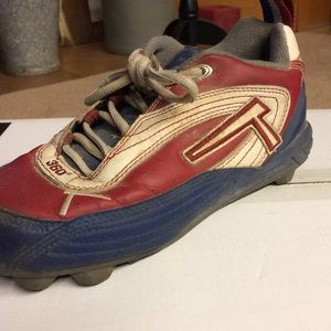 Tanel Shoes - Tanel softball cleats 884838d6dfe
